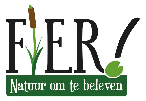 Logo Fier - Natuur om te beleven